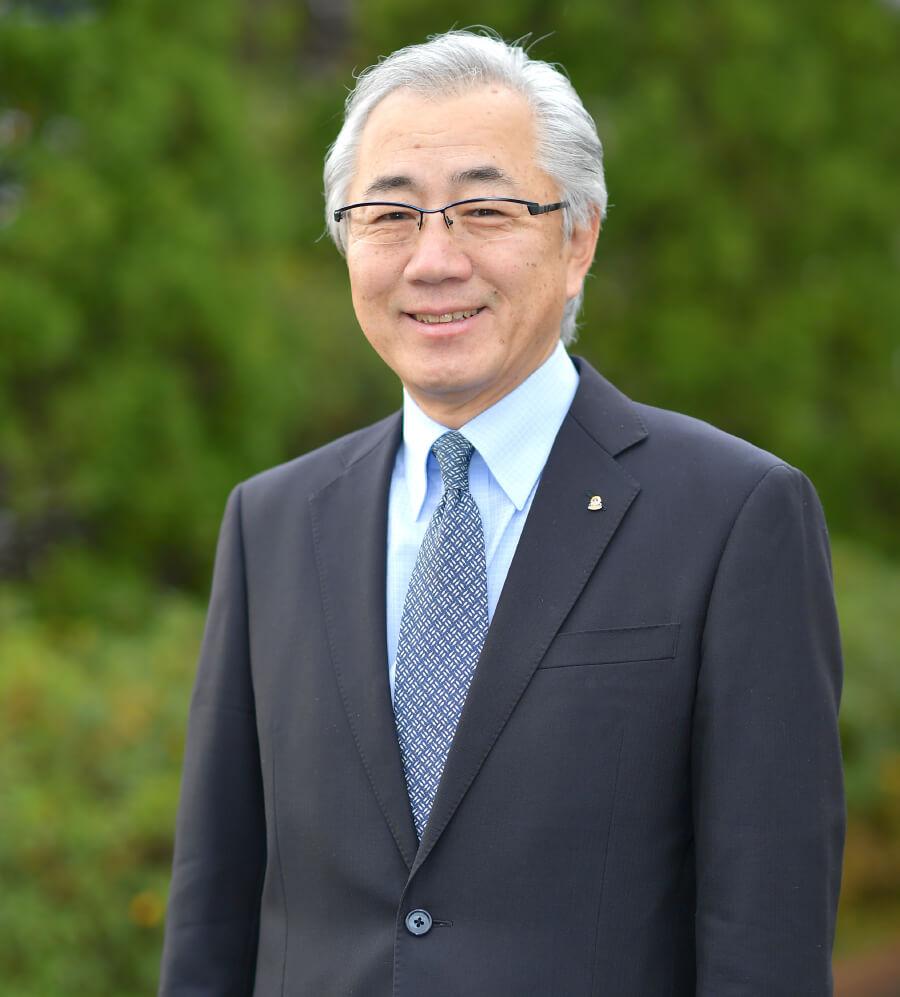 大栄建設株式会社 代表取締役社長 原田 毅